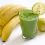groene-smoothie-spinazie-banaan-appel-citroen