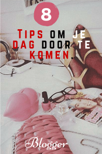 8 tips om de dag door te komen